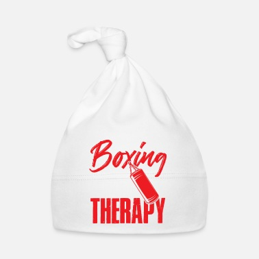 Punch therapie boksen boxer - Baby muts