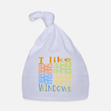Windows Ik hou van Windows - Baby muts