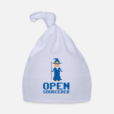 Open Sourcerer Developer Open Sourcerer Funny gift idea - Baby Cap