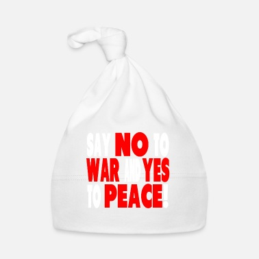 No War Peace and No War - Vauvan myssy