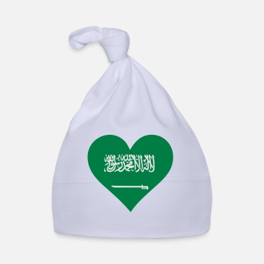 Jeddah A Heart For Saudi Arabia - Baby Cap