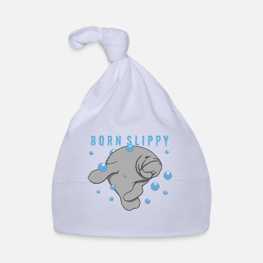 Liquidletterscontest Born Slippy - Baby Cap