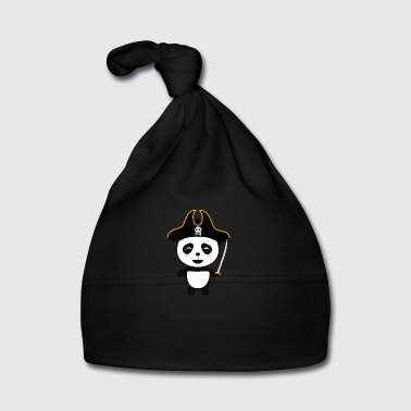 Capitaine Pirate Panda S5pfg - Bonnet Bébé