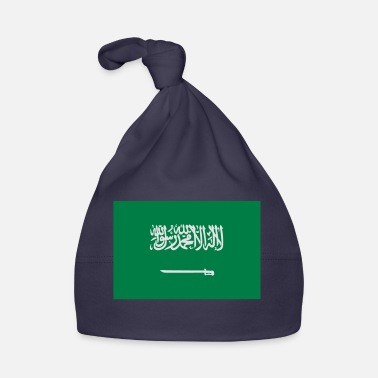 Jeddah National Flag Of Saudi Arabia - Baby Cap