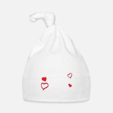 Valentinstag Love Is In The Air Liebe Valentinstag - Baby Cap