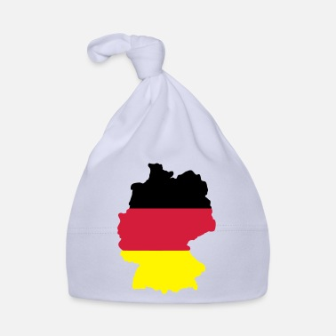 Federal Republic Of Germany Germany flag - Baby Cap