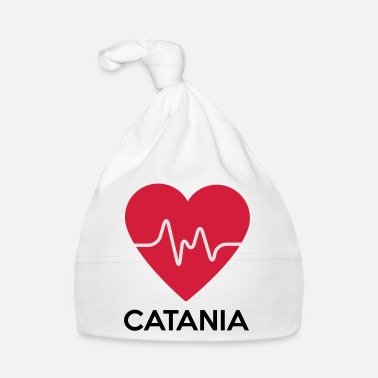 Catania heart Catania - Baby Cap