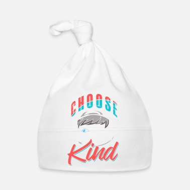 Distressed Choose Kind Distressed - Babymütze