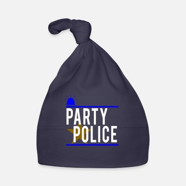 Novelty Party Police Funny Novelty Security - Baby Cap