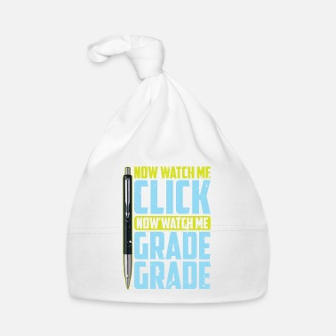 Officialbrands Now Watch Me Click Now Watch Me Grade Grade Shirt - Babymütze