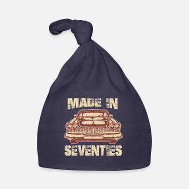 Seventies Made in Seventies - Babymütze