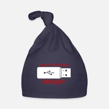 Nerdy Charge computer nerd USB stick - Baby Cap