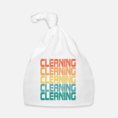 Cleaner Cleaning Clean Cleaner Cleaner Gift - Baby Cap