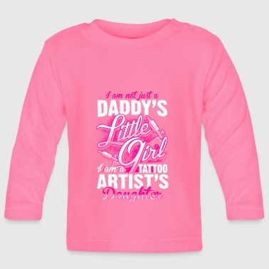 Tattoo Tattoo Artist's Daughter - Tattoo - EN - Camiseta manga larga bebé