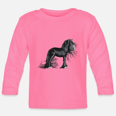 Friese Zoete Fries Paard - T-shirt