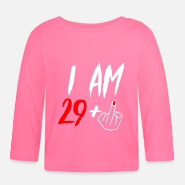 30 Jaar Baby Shirts Met Lange Mouwen Online Bestellen