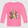 Funny Dogs - Baby Long Sleeve T-Shirt