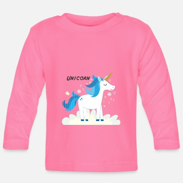 Fairyland Unicorn Shirt Mythical Creature Unicorn Magic Gift - Baby Longsleeve Shirt