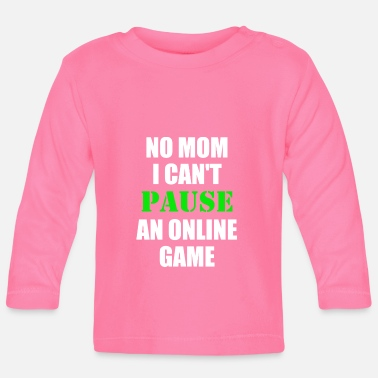Online Online Game - Baby Longsleeve Shirt