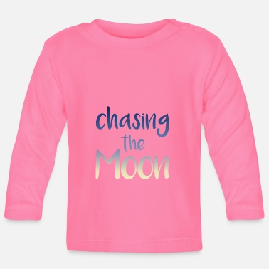 Chase Chasing the moon - Baby Longsleeve Shirt