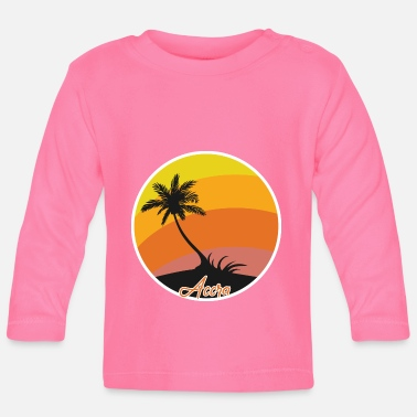 Accra Accra Dream Holiday and Holidays - Baby Longsleeve Shirt