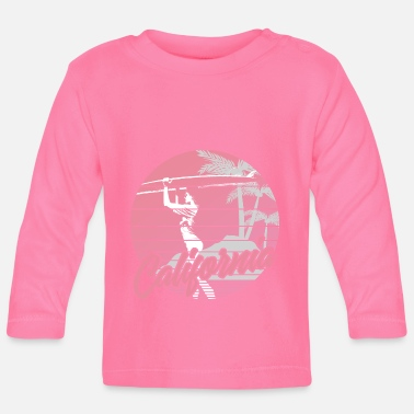California Surfergirl - Baby Longsleeve Shirt