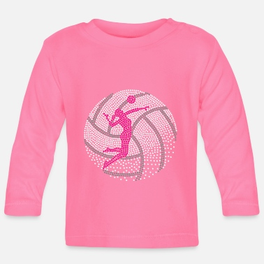 Volley Volley Girl (Perl One Edition) - Camiseta manga larga bebé