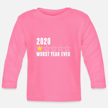 Evergreen 2020 Worst Year Ever - Baby Longsleeve Shirt