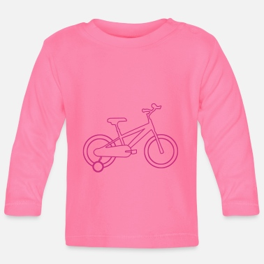 Bike Kinderfahrrad - Baby Long Sleeve T-Shirt