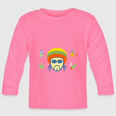 Rasta Rasta - Baby Long Sleeve T-Shirt