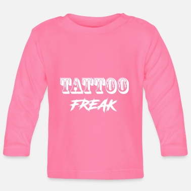 Jewelry Cool Tattoo Saying Gift Tattooist - Baby Longsleeve Shirt