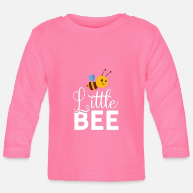 Bee Kleine Biene - Little Bee - Baby Langarmshirt