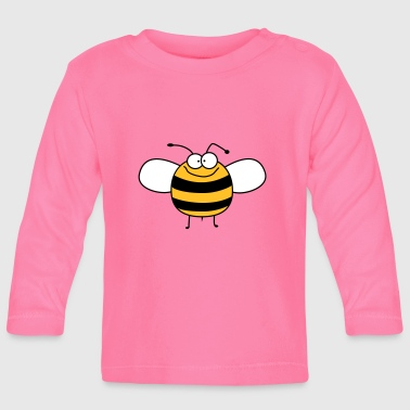 Funny Sweet Baby Bee / Bumble - Baby Long Sleeve T-Shirt