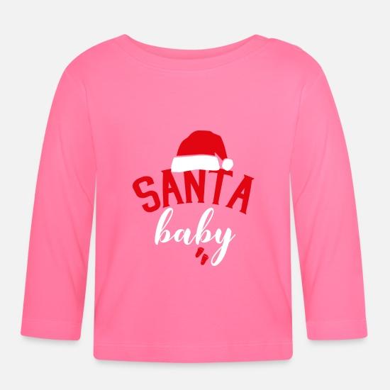 c7a4093a7 Chica Ropa de bebé - Papá bebé de diciembre Embarazo regalo embarazada -  Camiseta de manga