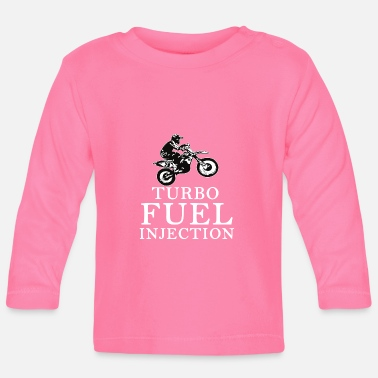 Injection injection de carburant turbo - T-shirt manches longues Bébé