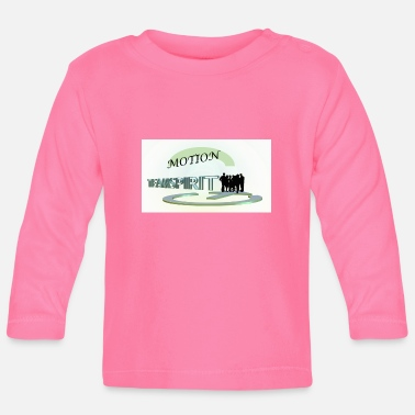 Motion Teamspirit Motion - Baby Long Sleeve T-Shirt
