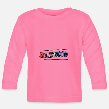 Hollywood Hollywood - Baby Langarmshirt