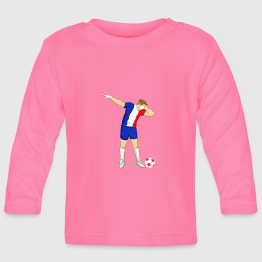 Football Player Football Player - Player - Football - Baby Long Sleeve T-Shirt