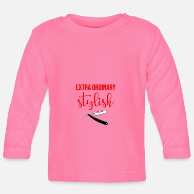 Stylish stylish - Baby Longsleeve Shirt