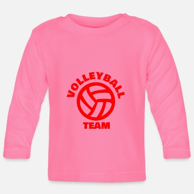 Volleybalteam VOLLEYBALTEAM - Baby longsleeve