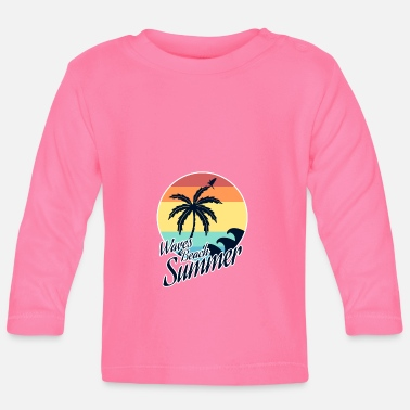 Vacation vacation - Baby Longsleeve Shirt