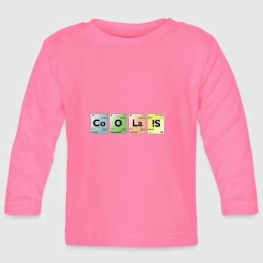 Periodic Table cool periodic table - Baby Long Sleeve T-Shirt
