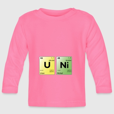 uni elements - Baby Long Sleeve T-Shirt