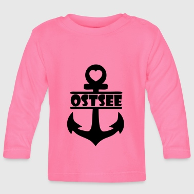 Anchor Baltic Sea - Baby Long Sleeve T-Shirt