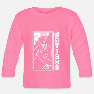 Ancient ancient wite - Baby Long Sleeve T-Shirt