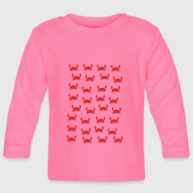 crabs - Baby Long Sleeve T-Shirt