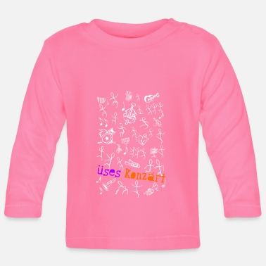 Concert ons concert - Baby longsleeve