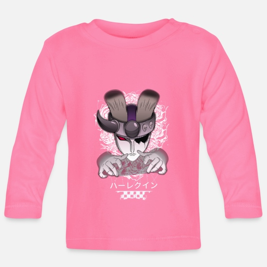 Arlequin T shirt manches longues Bébé | Spreadshirt