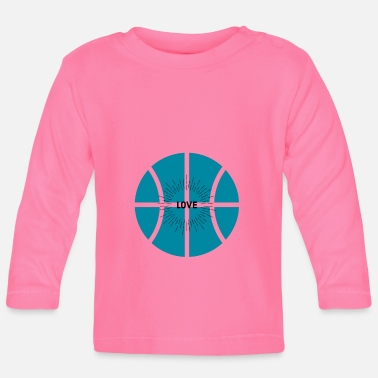SPORTS LOVE 9 - Baby longsleeve