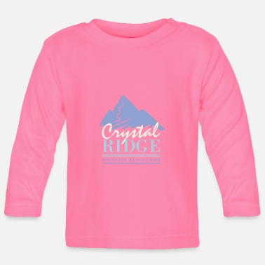 Ridge Crystal Ridge - Baby Longsleeve Shirt